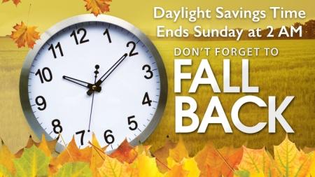 Daylight Savings ends.001